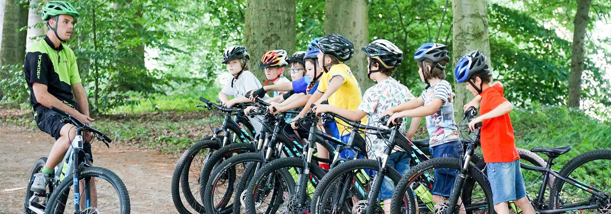 mtbclinic.nl mountainbike clinics kids