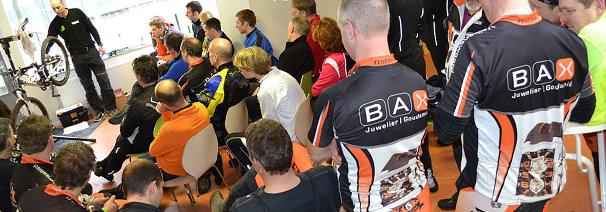 mtbclinic.nl mountainbike clinics lezing