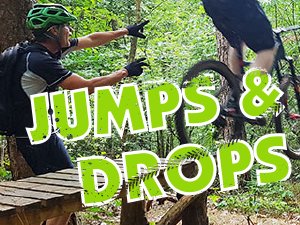 MTB Jumps & Drops