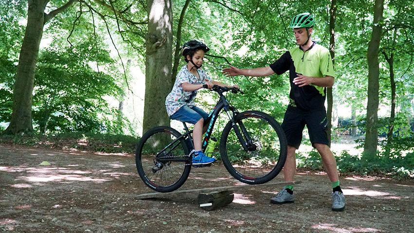 mtbclinic.nl mountainbike clinics kids